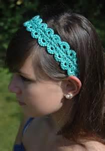 crochet pattern for headband free patterns