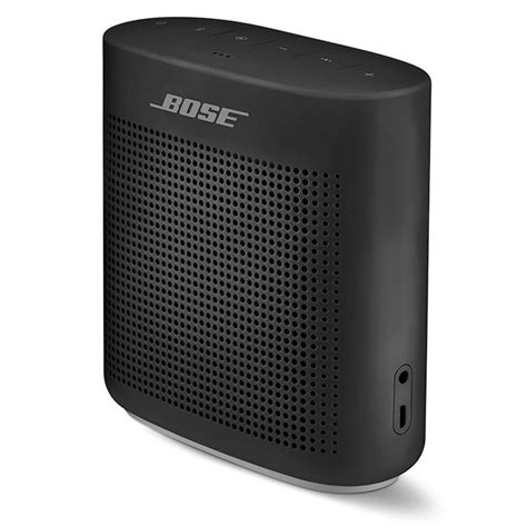 bose soundlink color parlante bose soundlink color ii negro ktronix tienda