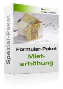 Mieterhöhung Nach Modernisierung Fristen : formular paket mieterh hung 2018 gevestor shop ~ Eleganceandgraceweddings.com Haus und Dekorationen