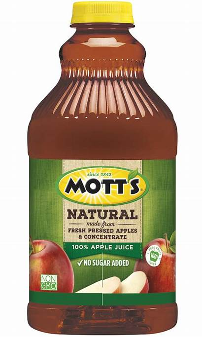 Juice Apple Mott Natural Oz Motts Nutrition