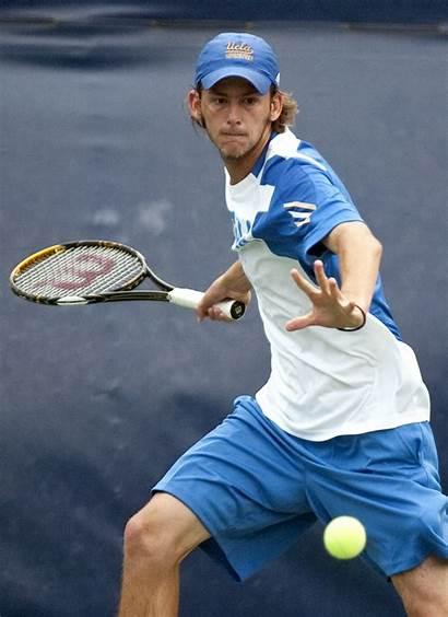 Tennis Ucla Seguso Ncaa Tournament Comeback Win