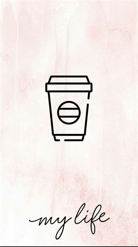 5000 x 5000 px dpi: MY FAVOURİTE DRİNK is COFFEE | Instagram highlight icons, Instagram icons, Instagram story template