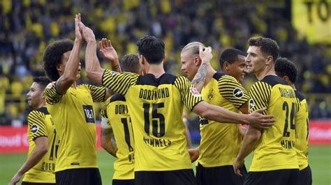 Aug 26, 2021 · borussia dortmund will go up against sporting cp, afc ajax and beşiktaş jk in the uefa champions league group stage. Highlights: Borussia Dortmund 4-2 Union Berlin   Video ...