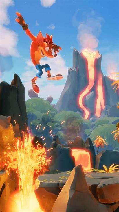 Bandicoot Crash Gameplay 4k Ultra Mobile Mordeo