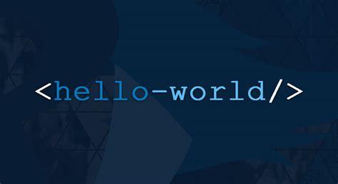 Hello World Techrev
