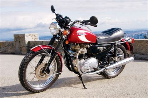1982 Triumph Bonneville T140 Es