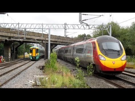 The Very Best Of Trains In The Uk