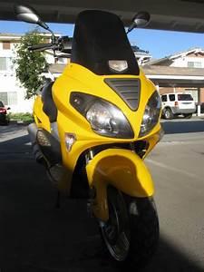 Fs  2008 Shanghai Shenke 150cc Scooter