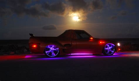 black light underglow neon cars streetglow 3 million color led underglow kit