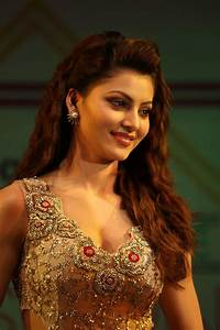 In Photos: Urvashi Rautela Shines In A Sparkly Gold Dress ...