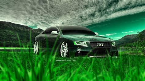 Audi S5 Crystal Nature Car 2015 Wallpapers El Tony Cars