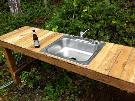 outdoor kitchen sink drain tips for building an outdoor kitchen in tallahassee