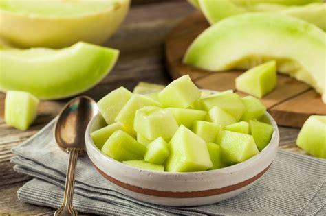 sweeten cut honeydew melon leaftv
