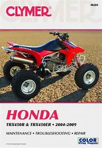 Honda Trx450 Series Atv  2004