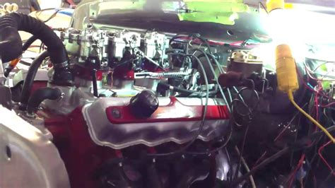 dodge power wagon rebuilt poly  start  youtube