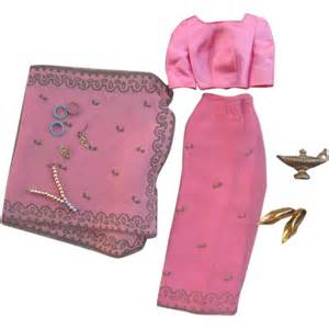 Barbie 1960's Arabian Nights Outfit with Accessories SOLD ...