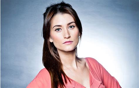 Charley Webb: Debbie Dingle is 'totally terrified' it will ...
