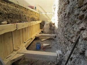 Etancheite Mur Exterieur Sous Sol : tanch it de mur enterr drainage ~ Melissatoandfro.com Idées de Décoration