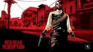 Wallpapers Fond D39ecran Pour Red Dead Redemption PS3