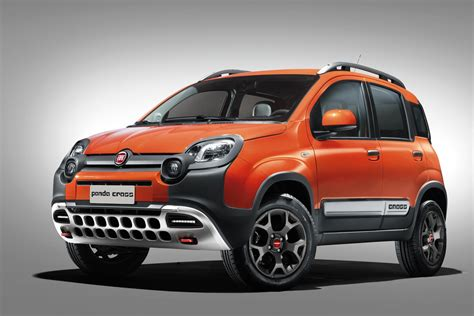 Panda Fiat by The New Fiat Panda Cross Looks Like The Upcoming Baby Jeep