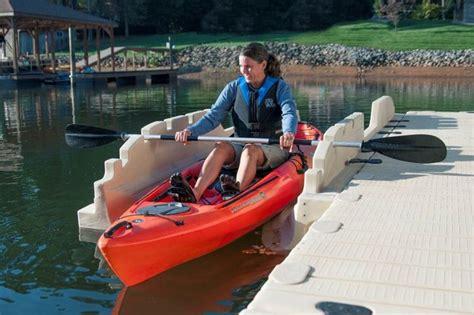 fwm docks personal kayak launch gentlemint