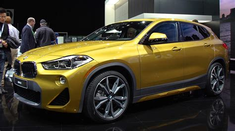 Bmw X2 Picture by 2018 Bmw X2 Is Smaller Sportier Take On X1 Suv Consumer