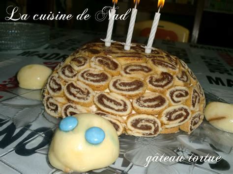 la cuisine de nad gâteau quot tortue quot la cuisine de nad