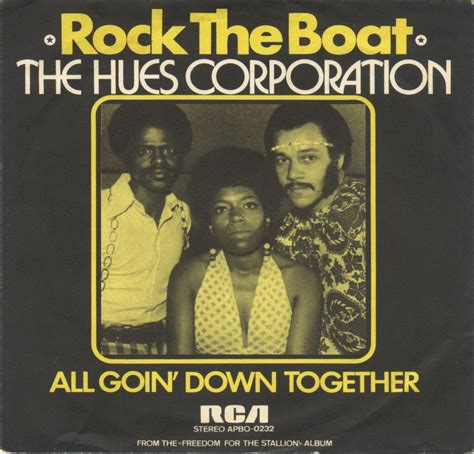 Rock The Boat Cover by Stax Of Wax September 2011