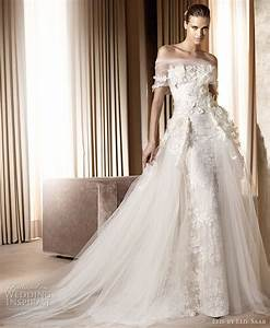 Most beautiful wedding dresses 2012 bridal wears for Prettiest wedding dresses