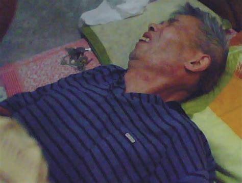chambres mortuaires m xie deqing torturé à mort la anti émeute fait