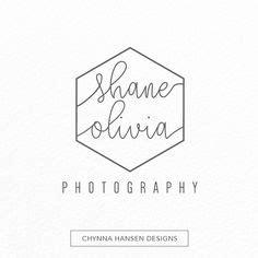 premade logo watercolor logo design logo design custom