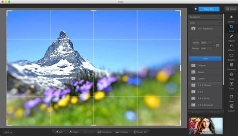 Foto R by Fotor Photo Editor For Mac Review Free And Powerful