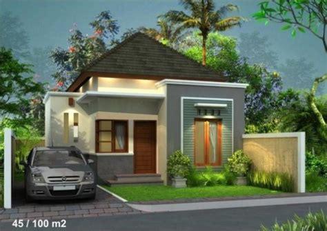 lihat  contoh gambar model pagar tembok rumah minimalis