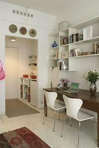 Kleine Wohnung Ideen : wohnideen f r kleine r ume 25 wohn schlafzimmer ~ Markanthonyermac.com Haus und Dekorationen
