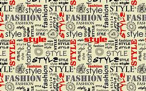 Fashion Style Words Letters Wallpapers - 1680x1050 - 801793