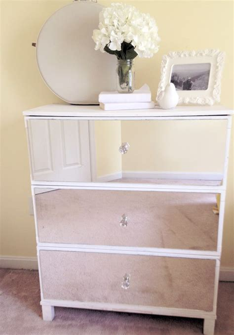 mirrored dresser ikea 95 best diy mirrored furniture images on
