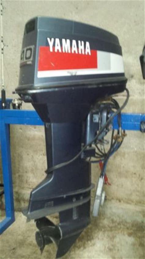 40 Pk Buitenboordmotor Te Koop by 40 Pk Yamaha 2 Takt Advertentie 588183