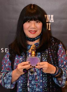 Anna Sui On Fragrance  Her Pre