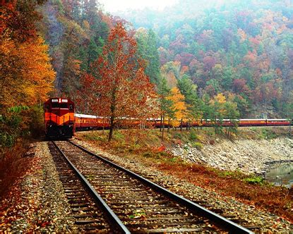 great smoky mountain railroad great smoky mountain train