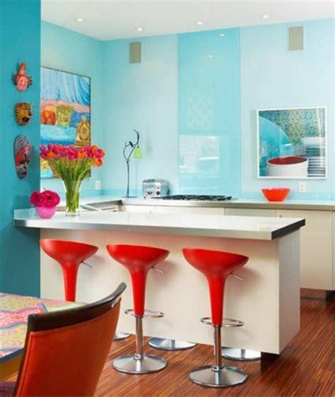 Stühle Für Küchentheke by Wandfarbe T 252 Rkis Universell Und Fabelhaft F 252 R Ihr Zuhause
