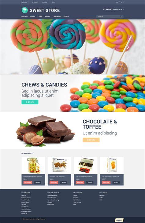 Store Theme Web Store Magento Theme 50982