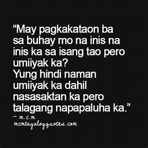 BEST QUOTES ABOUT LOVE TAGALOG TUMBLR image quotes at ...