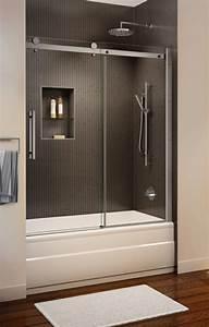 Pare Douche Pour Baignoire : le pare baignoire coulissant se soigne de votre confort ~ Premium-room.com Idées de Décoration