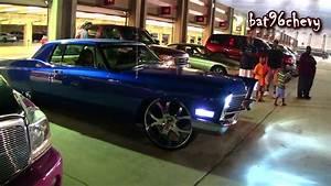 Candy Blue 1967 Cadillac Coupe Deville On 26 U0026quot  Asantis