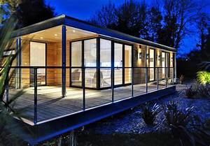 Ultra Modern Mobile Home Renovations Modern Modular Home