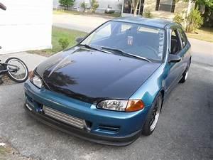 1995 Honda Civic Si Hatchback - image #96