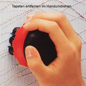 Alte Tapeten Entfernen : lehnartz tapetentiger klein rund mit einem aufrauh ~ Lizthompson.info Haus und Dekorationen