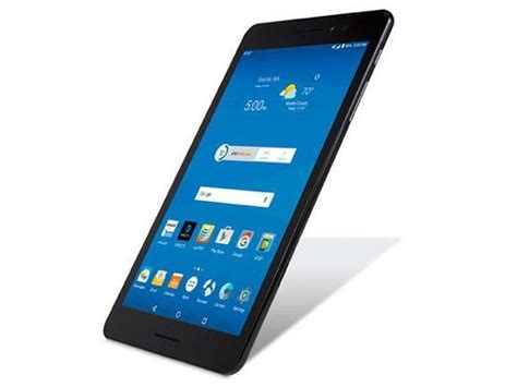 at t android tablet at t trek 2 hd tablet will debut through at t with android
