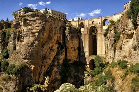andalusia spain place ronda visit called visited must malaga beach far arunda developed celts previously century th