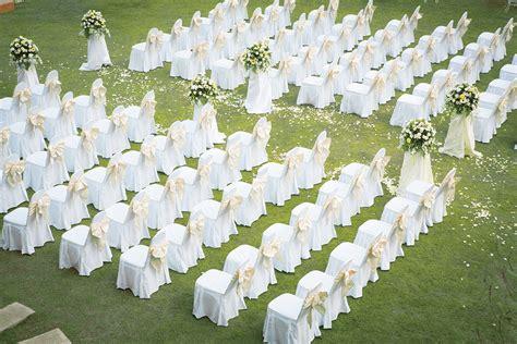 Dekoideen Für Eine Hochzeit Im Garten
